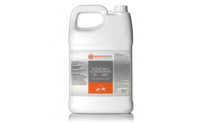 Floor Wax Concentrate (Coverage: 2000sf/mixed gallon)