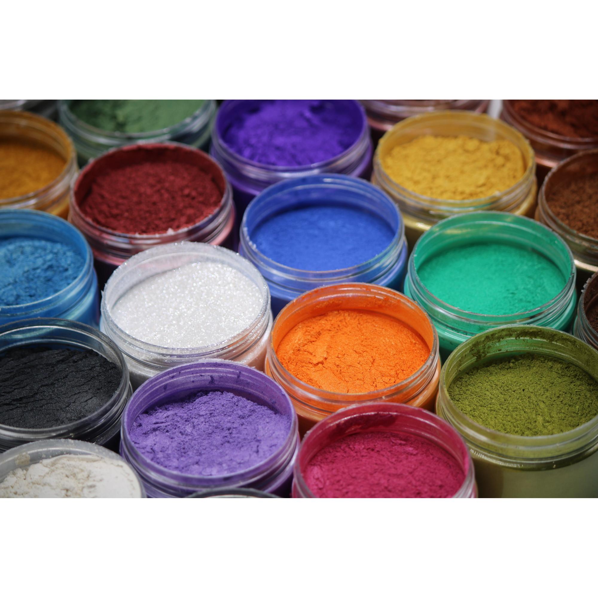 Metallic Pigments Sample Kit