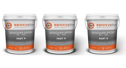 Designer Epoxy -15 Gal Kit- Used For Designer Metallic Epoxy System (Coverage: 900-1000sf/kit)