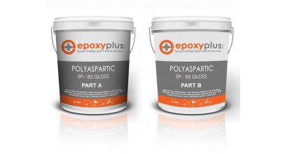 Polyaspartic Gloss 85- 10 Gal Kit (coverage: 2000sf/kit)