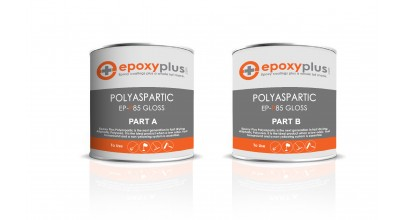Polyaspartic Gloss 95- 2.5 Gal Kit (coverage: 250sf-750sf/kit)