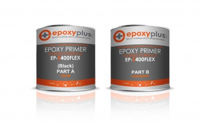 Epoxy Primer- Flexible Formula 2 Gal Kit (280-320sf/Kit)