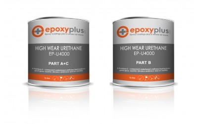 High Wear Urethane- Gloss or Satin Finish- 24oz Kit (Coverage: 50-60sf/kit)
