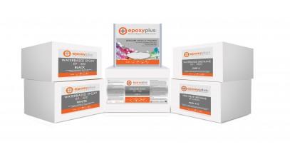 Designer Metallic Epoxy Sample KIt- PRO SERIES
